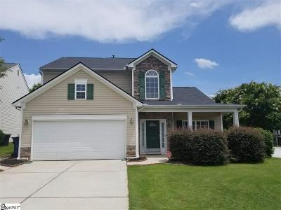 Simpsonville Single Family Home For Sale: 300 Blant