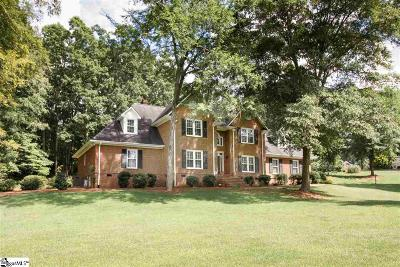 Anderson Single Family Home For Sale: 4009 Brackenberry