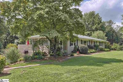 Greenville SC Single Family Home For Sale: $369,500