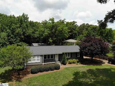 Greenville SC Single Family Home For Sale: $163,975