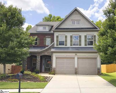 Simpsonville Single Family Home For Sale: 248 Meadow Blossom