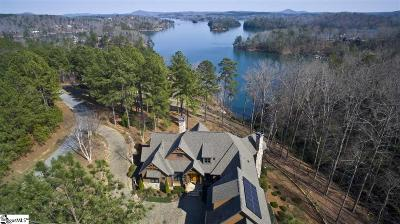 The Cliffs At Glassy, The Cliffs At Keowee, The Cliffs At Keowee Falls, The Cliffs At Keowee Falls North, The Cliffs At Keowee Falls South, The Cliffs At Keowee Springs, The Cliffs At Keowee Vineyards, The Cliffs At Mountain Park, Cliffs Valley Single Family Home For Sale: 411 Evergreen #+ EB51 &