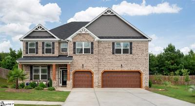 Simpsonville Single Family Home For Sale: 305 Coburg