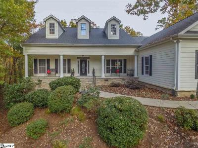 The Cliffs At Glassy, The Cliffs At Keowee, The Cliffs At Keowee Falls, The Cliffs At Keowee Falls North, The Cliffs At Keowee Falls South, The Cliffs At Keowee Springs, The Cliffs At Keowee Vineyards, The Cliffs At Mountain Park, Cliffs Valley Single Family Home For Sale: 5 Angleblade