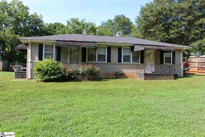 Greenville SC Multi Family Home For Sale: $109,900