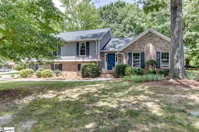 Sugar Creek Single Family Home For Sale: 100 Sweetwater