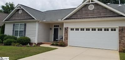 Simpsonville Single Family Home For Sale: 251 Finley Hill