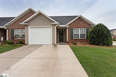 Simpsonville Condo/Townhouse Contingency Contract: 77 Magnolia Crest