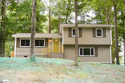 Travelers Rest Single Family Home Contingency Contract: 251 Wendfield