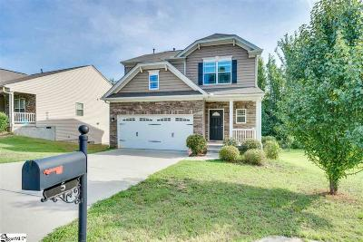 Simpsonville Single Family Home Contingency Contract: 5 Onyx Piller