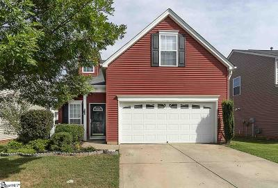 Simpsonville Single Family Home For Sale: 30 Pfeiffer