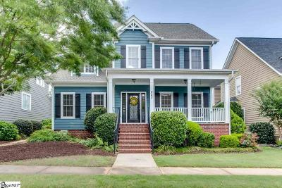 Greenville SC Single Family Home For Sale: $374,900