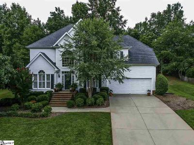 Simpsonville Single Family Home For Sale: 807 Worchester