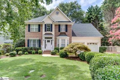 Greenville SC Single Family Home For Sale: $265,000