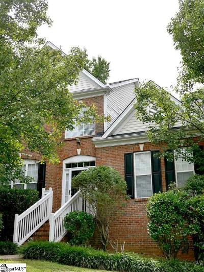 Simpsonville Single Family Home For Sale: 115 Whiffletree