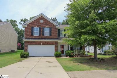 Simpsonville Single Family Home For Sale: 222 Garfield