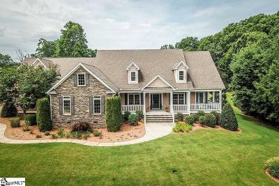 Travelers Rest Single Family Home For Sale: 3 Millers Pond