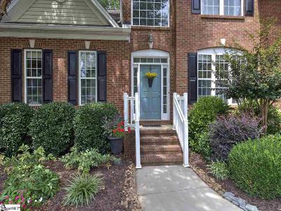 Simpsonville Single Family Home For Sale: 543 Kingsmoor