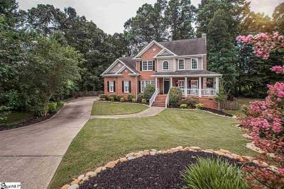 Simpsonville Single Family Home For Sale: 217 Winter Brook