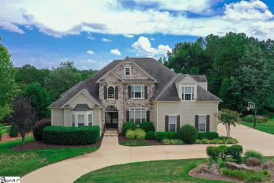 Greer Single Family Home For Sale: 29 Griffith Knoll