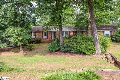 Greenville SC Single Family Home For Sale: $239,900