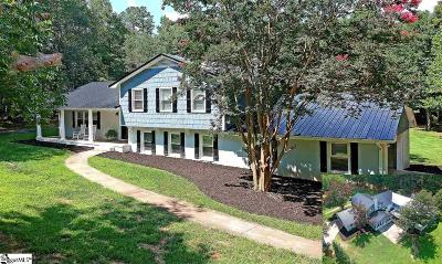 Easley Single Family Home For Sale: 103 Bristol Cout