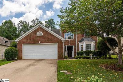 Single Family Home For Sale: 255 Bonnie Woods