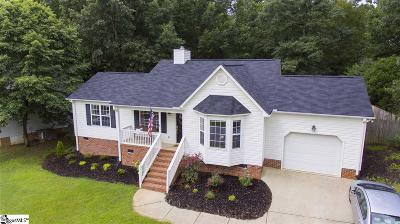 Single Family Home For Sale: 306 Oak Valley