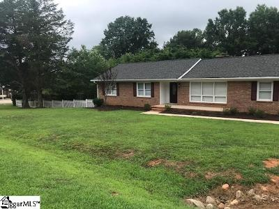 Single Family Home For Sale: 2442 Fews Bridge