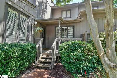 Greenville SC Condo/Townhouse For Sale: $175,000