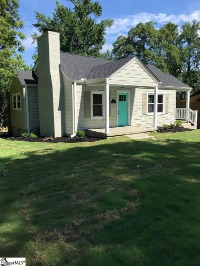 Greenville Single Family Home For Sale: 211 N Franklin