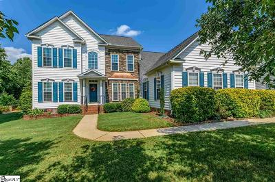 Easley Single Family Home For Sale: 105 Sassafras