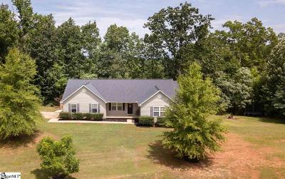 Taylors Single Family Home For Sale: 115 Bulls