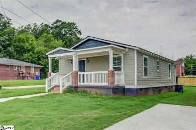 Greenville Single Family Home For Sale: 119 Dime