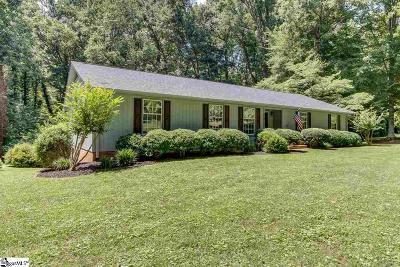Easley Single Family Home Contingency Contract: 119 Turpin