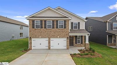 Simpsonville Single Family Home For Sale: 220 Raleighwood