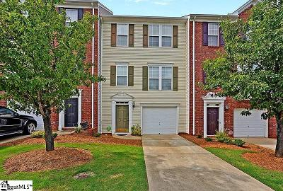 Mauldin Condo/Townhouse Contingency Contract: 110 Cambria