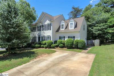 Greenville Single Family Home For Sale: 1 Laurelberry