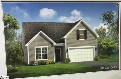 The Reserve At Richglen Single Family Home For Sale: 303 Bevy