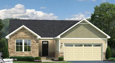 Greenville Single Family Home For Sale: 407 Edgehill