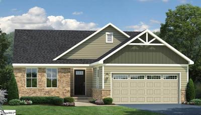 Greenville Single Family Home For Sale: 413 Edgehill