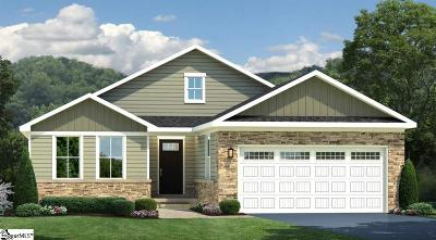 Greenville Single Family Home For Sale: 419 Edgehill