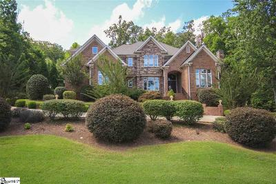 Greenville Single Family Home For Sale: 203 Sorrento