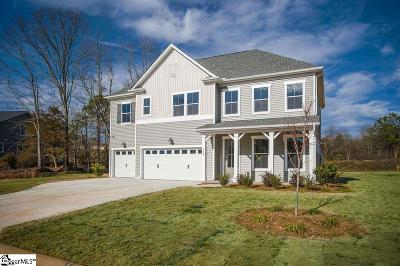 Easley Single Family Home For Sale: 116 Tracker #HC6