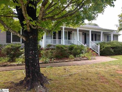 Greenville Single Family Home For Sale: 201 Understone
