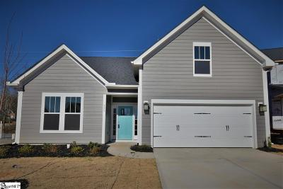 The Reserve At Richglen Single Family Home For Sale: 131 Quail Creek