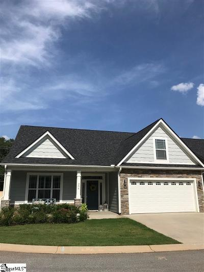 Taylors Single Family Home For Sale: 206 Rock Slide