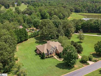 Taylors Single Family Home For Sale: 1 Bay Point