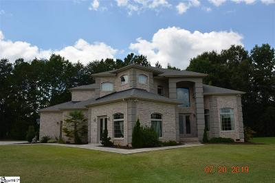 Simpsonville Single Family Home Contingency Contract: 45 Harts