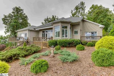 Greenville Single Family Home For Sale: 12 Old Altamont Ridge